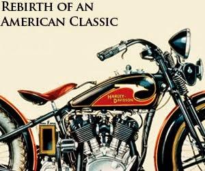 1933 Harley-Davidson VL Restoration