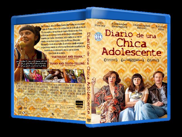 Cover Diago : Diario de una chica adolescente DVD COVER - photo#14