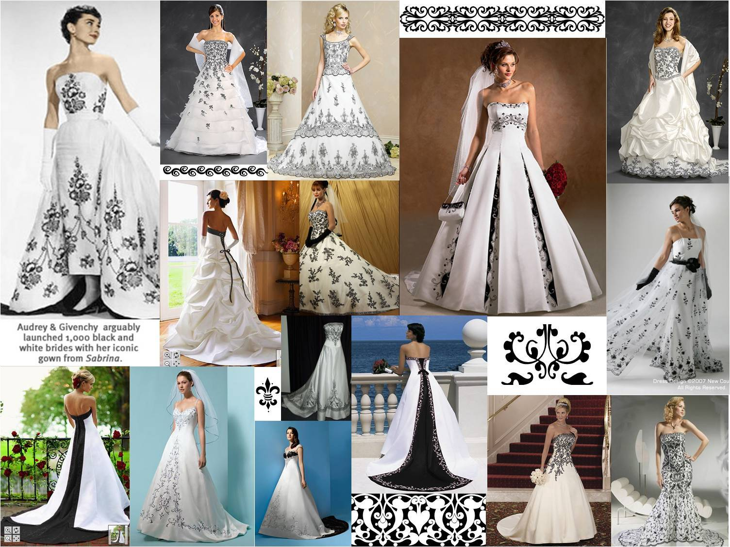 Audrey Hepburn Wedding Dress Pattern