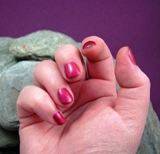 ACRYLIC NAILS: Gel Nails Vs Nail Polish - ACRYLIC NAILS