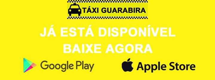 Conheça o Táxi Guarabira