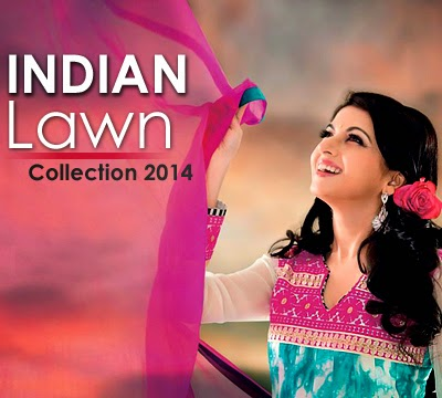 Indian Lawn Collection 2014-2015