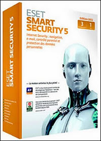 Baixar ESET Smart Security 5 & ESET NOD32 Antivirus 5 v5.0.95.0