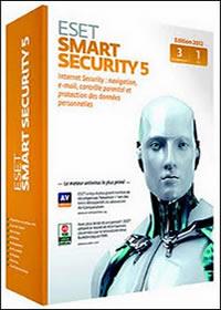 Baixar ESET Smart Security 5 & ESET NOD32 Antivirus 5 v5.0.95.0