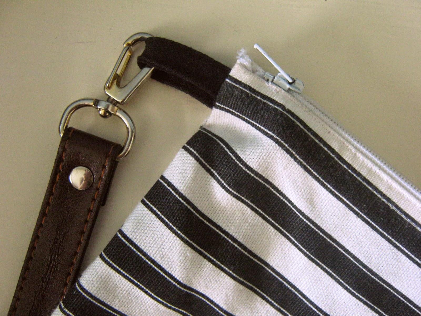 Zip Up Bag Tutorial