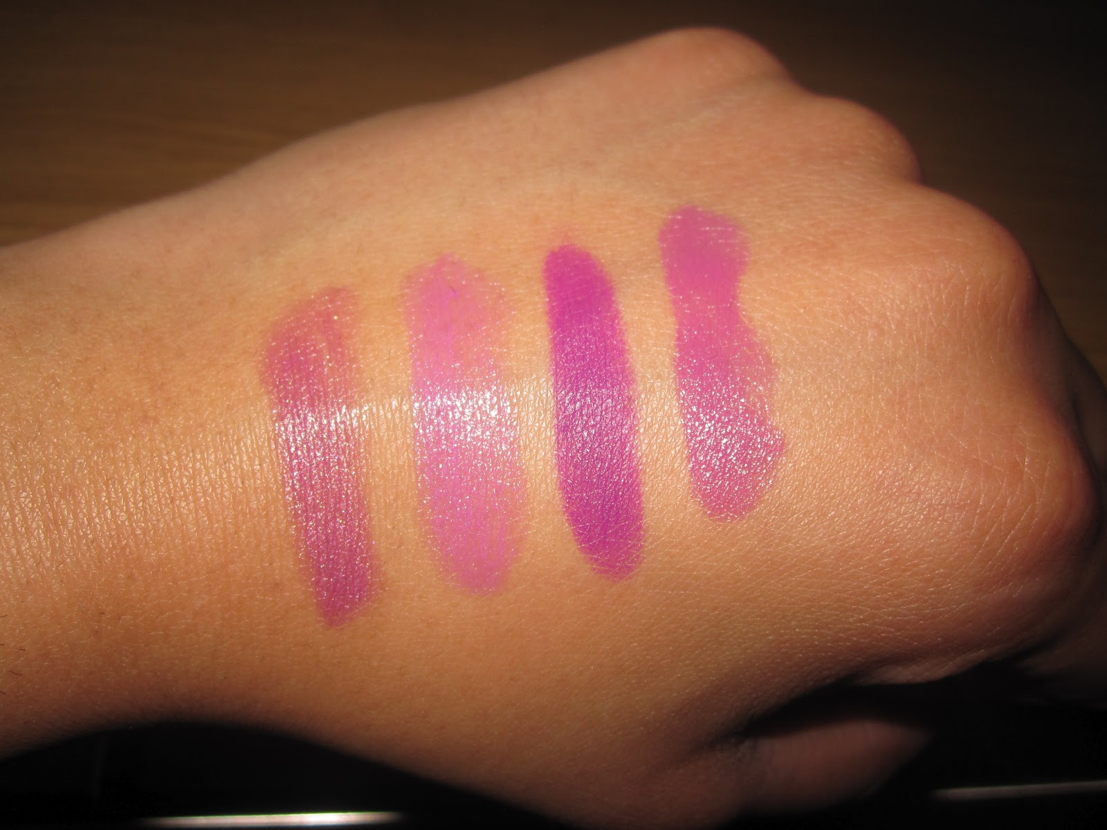 BEAUTY AND THE BLOG: Top Purple Lippies