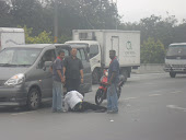 A Women involved in an accident, July 11,2012 - Nu-Prep 100 US,EUpatent