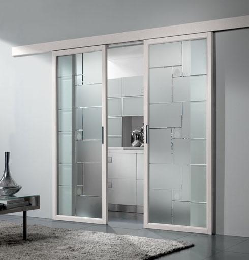 Puertas y ventanas modernas ideas para decorar dise ar for Puertas vaiven modernas