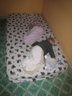 Maximilian Artemis Sleeping