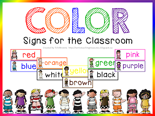 http://www.teacherspayteachers.com/Product/Color-Posters-for-the-Classroom-939580