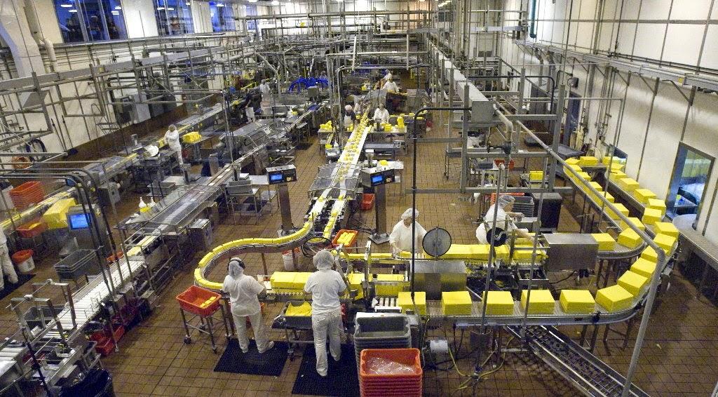 Espanola Paper Mill Tours