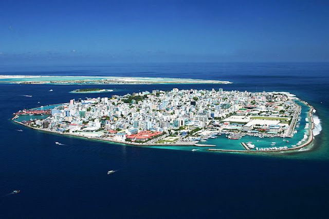 capital das maldivas
