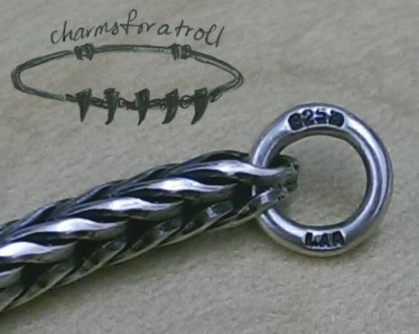 Trollbeads Silver Bracelet