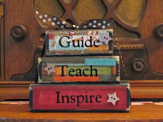 Teach, Guide, Inspire