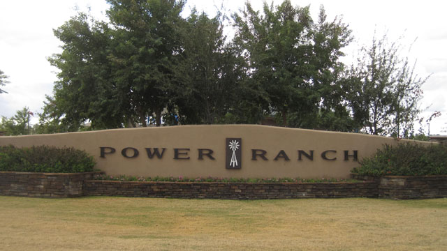 Power Ranch Gilbert Real Estate and Homes for Sale