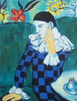 Ciao Bambini Ciao Maestra Le Maschere Di Pablo Picasso