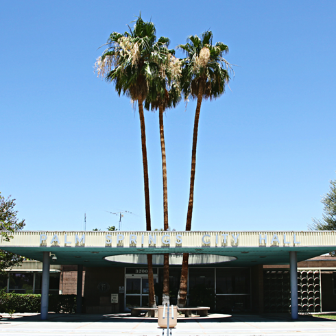 palm springs city hall history albert frey