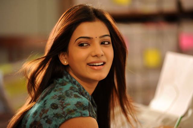 samantha from eega movie