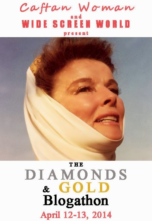 Diamonds and Gold Blogathon April 12-13