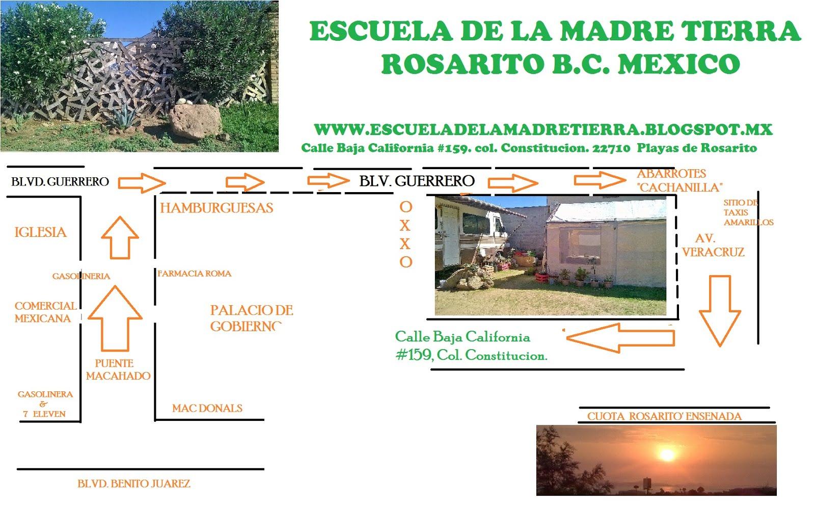 UBICACIÓN/ MAPA
