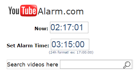 light alarm clock, youtube alarm clock, set alarms, video alarm clock, how to set a youtube video as an alarm