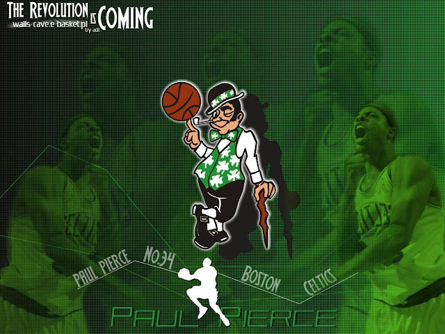 paul pierce celtics logo