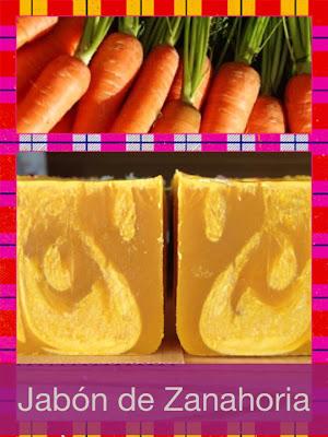 Jabón de Zanahoria
