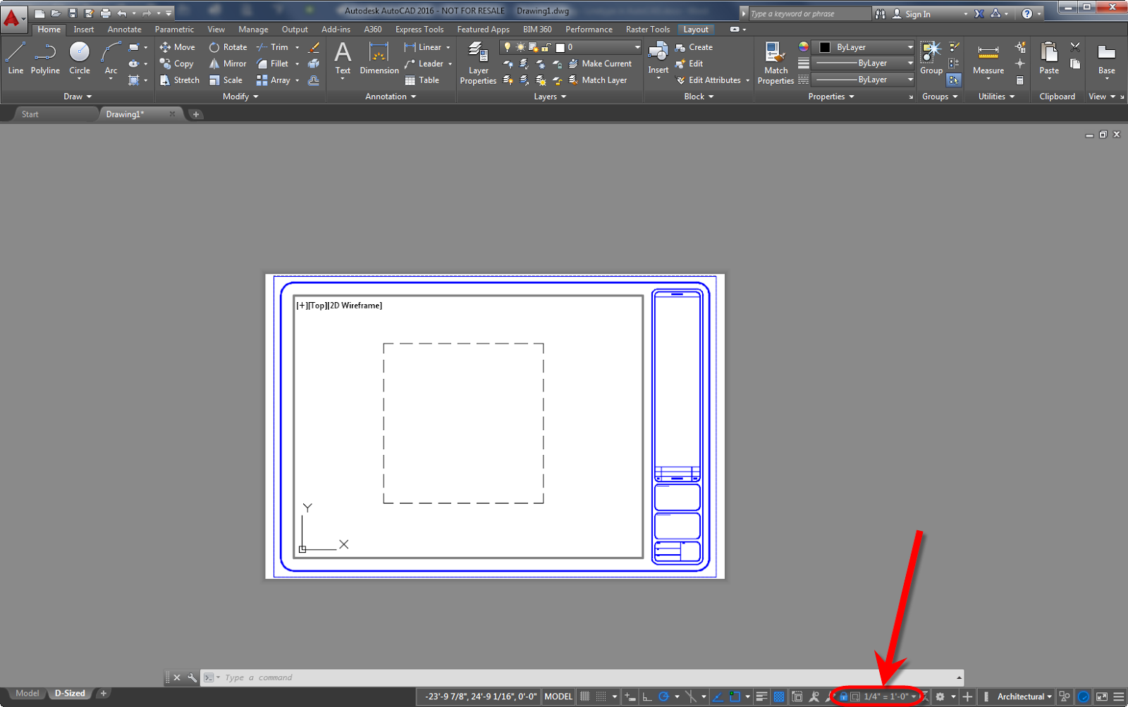acad paper Autocad model space and paper space layout view - free download as word doc (doc / docx), pdf file (pdf), text file (txt) or read online for free.