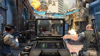 Black Ops 2 zoom en el disparo - videojuegos