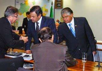 Ex-vice de Aécio Neves é procurado pela Polícia