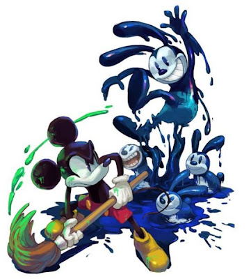 epic mickey oswald nintendo 3ds xbox ps3