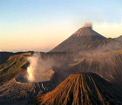 Volcanes Indonesia. Septiembre 2017