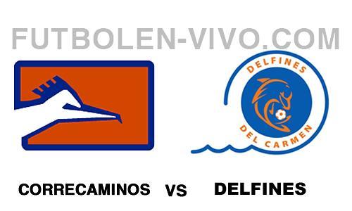 Correcaminos vs Delfines