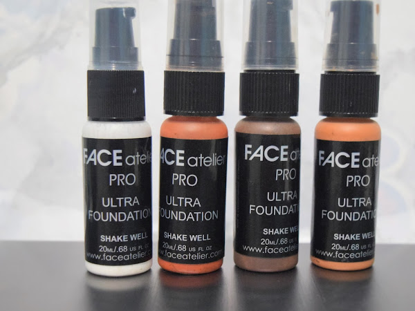 Foundation Series: Face Atelier Pro Ultra Foundation Adjusters