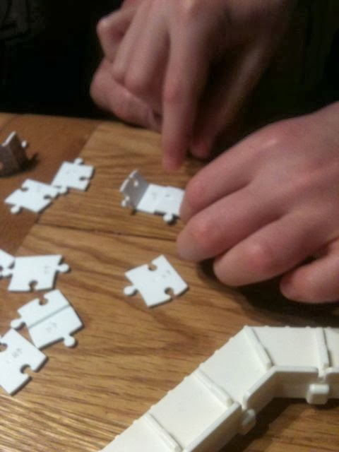 assembling the pieces