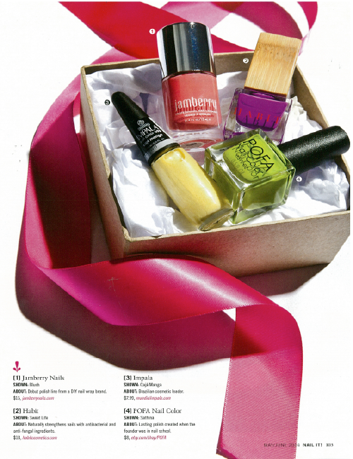 Jamberry Nail Polish Ingredients - Absolute cycle