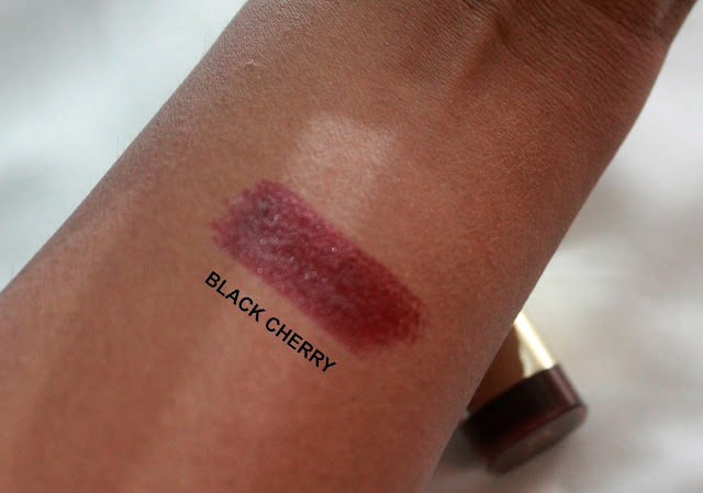 MILANI BLACK CHERRY COLOR STATEMENT LIPSTICK