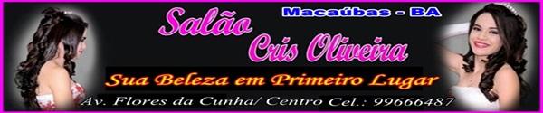 Salão da Cris Oliveira