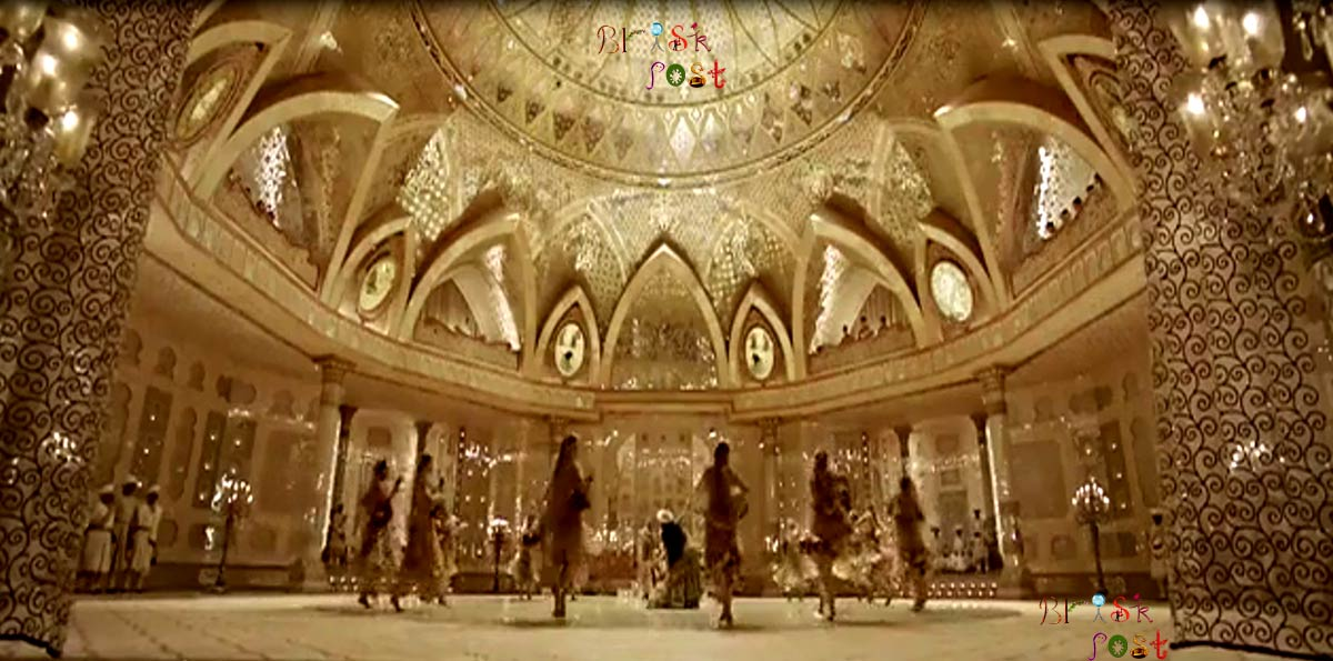 Aaina Mahal Set of Sanjay Leela Bhansali used for Bajirao Mastani in Deewani Mastani Song is converted to Museum now