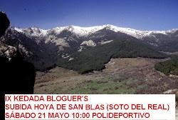 LA HOYA DE SAN BLAS