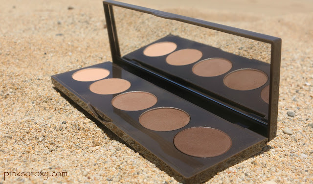 Becca Ombre Nudes Eyeshadow Palette