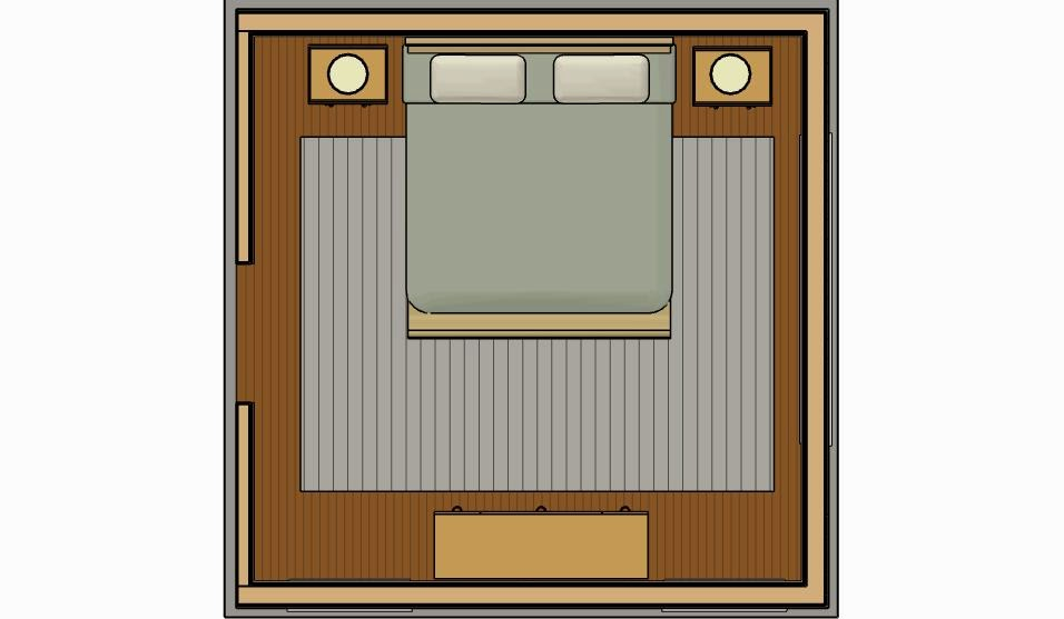 bedroom size. HOMESTYLING101  What Size Rug Should I Buy for My Master Bedroom