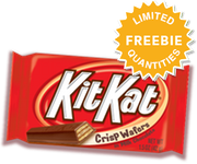 SavingStar FREEBIE Alert:  Kit Kat Bar