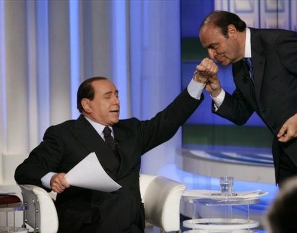 Rivolgersi alla gente come a dei bambini - come ha ammesso di fare Silvio Berlusconi