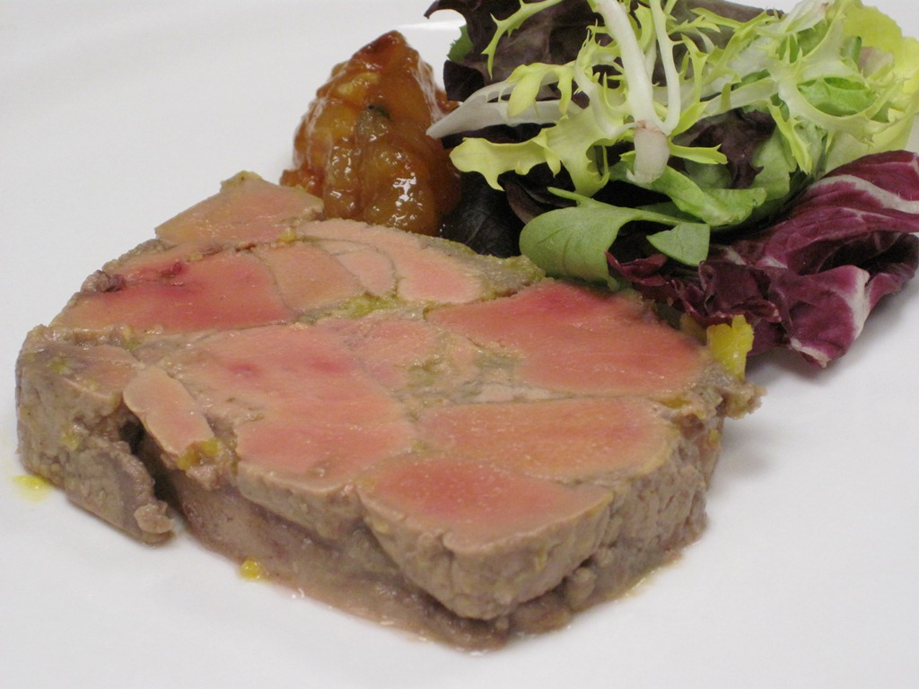 country gourmet traveler goose liver terrine. Black Bedroom Furniture Sets. Home Design Ideas