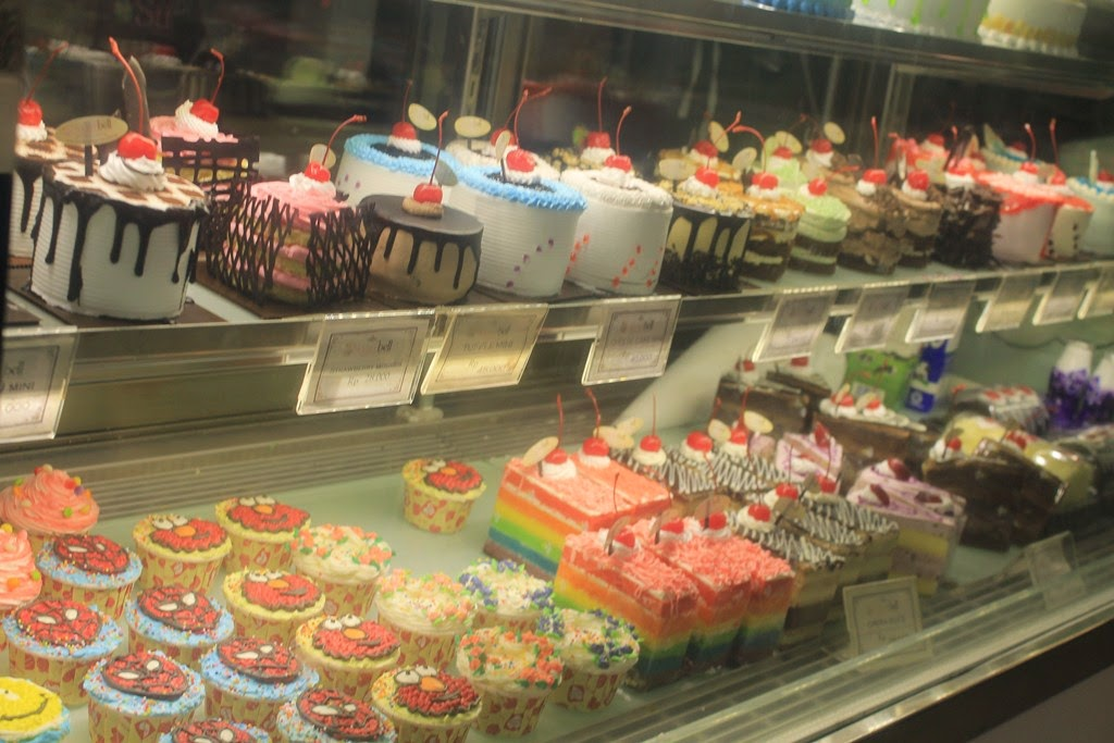 Dapur Icip Bogor Sugarbell bakery and cake
