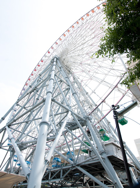 Tempozan Ferris Wheel, Osaka