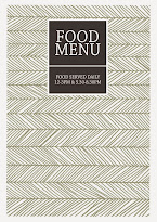 Autumn  Food Menu