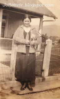 Violetta Davis at 411 Sixth St, Shenandoah, VA 1924