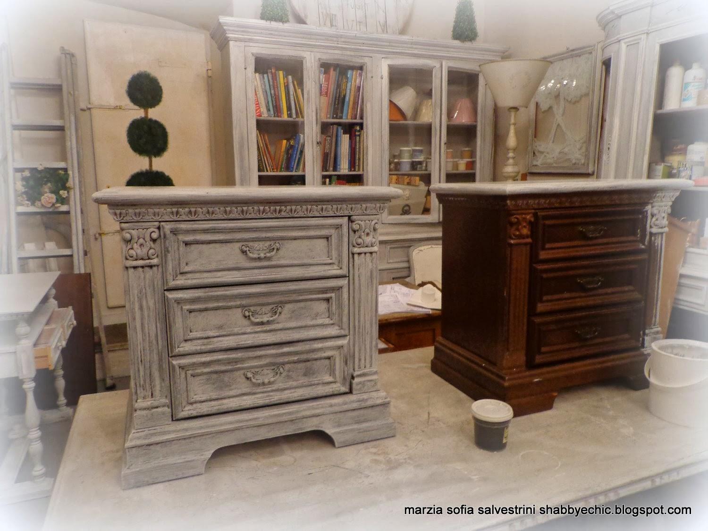 Marzia sofia salvestrini atelier gustavien il prezzo dei mobili dipinti - Dipingere vecchi mobili in legno ...